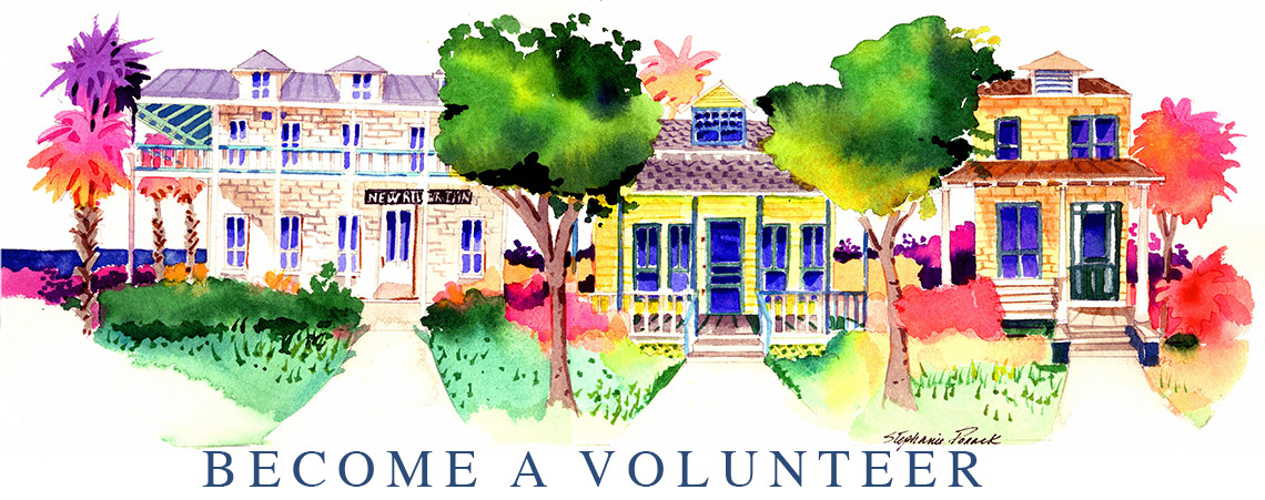 volunteer campus banner
